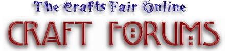 The crafts fair online craft forums